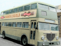 Bus-Foto-Büssing-Gaubschat-Doppeldecker-ASEAG-Aachen